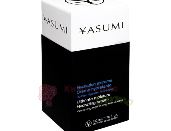 YASUMI Ultimate Moisture Hydrating Cream