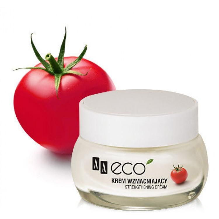 Pomidorowe wzmocnienie i ochrona twarzy z Oceanic AA Eco