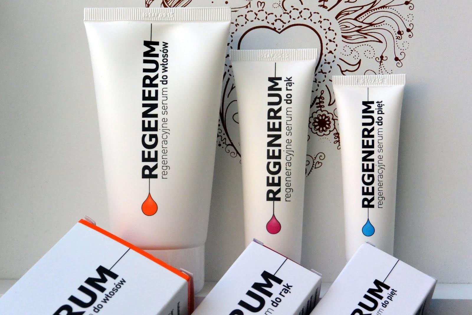 Seria kosmetyków REGENERUM. Czy warto w nie inwestować?